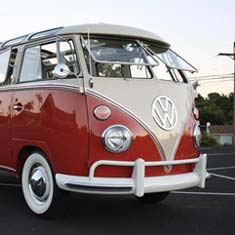 Top Shop Automotive Inc. Classic VW Repair in Goleta